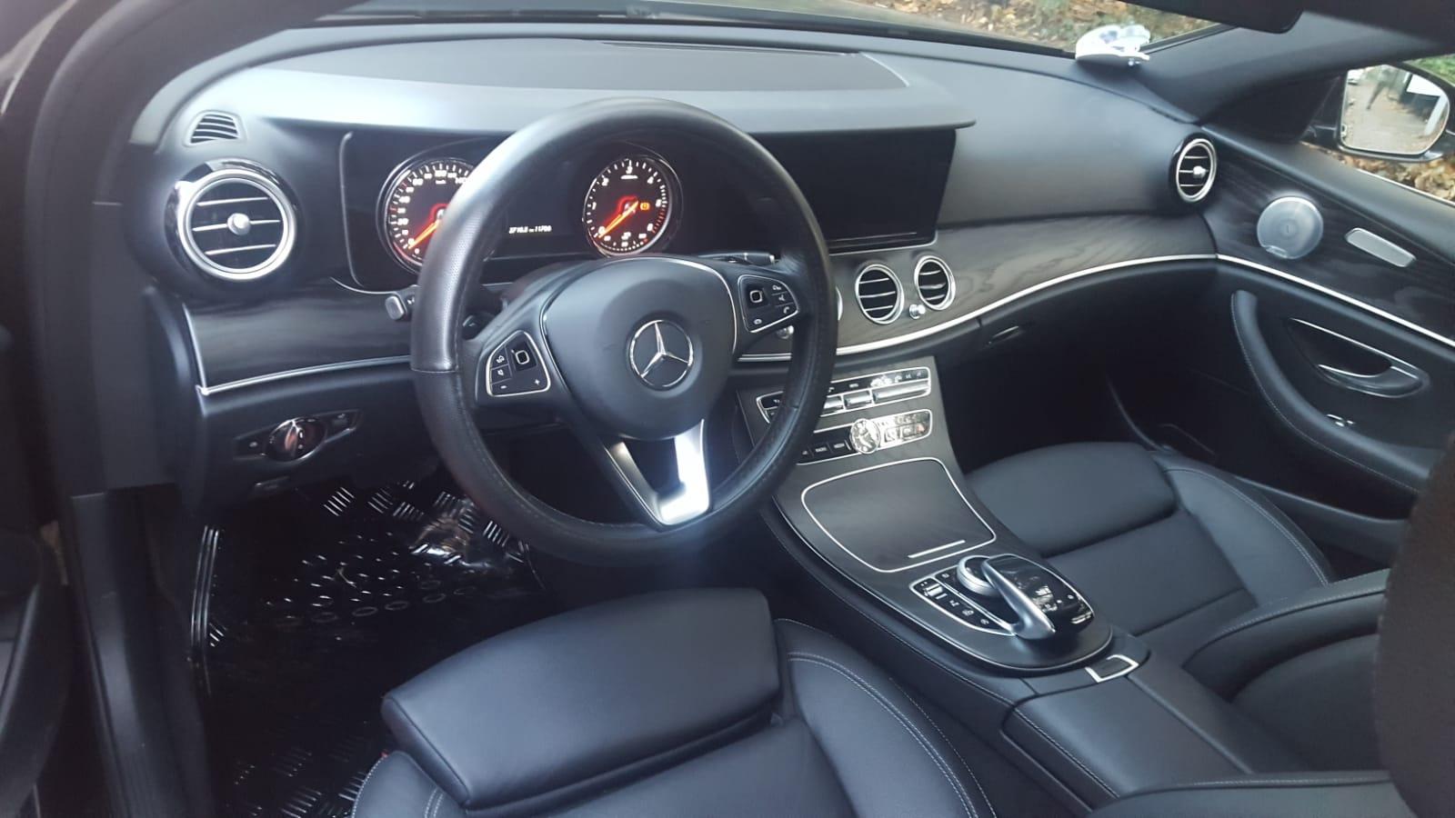 Mercdes-Benz-E-class-interior