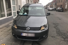 Volkswagen-Caddy-front