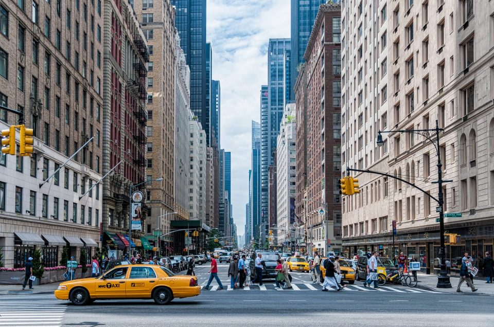 Taxi experience in big cities