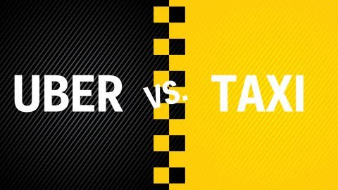 uber vs taxi battle in brussels