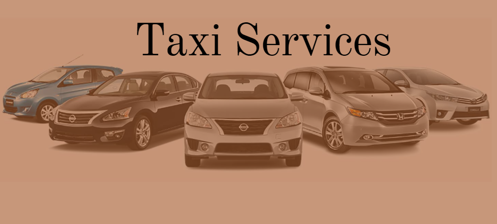 Standard Type or the Luxury Taxi Services
