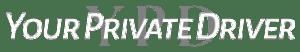Logo transparent de votre chauffeur privé